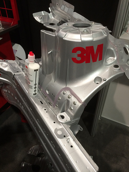 chassis rear subframe reinforcement in the bmw e36 brent ford racing