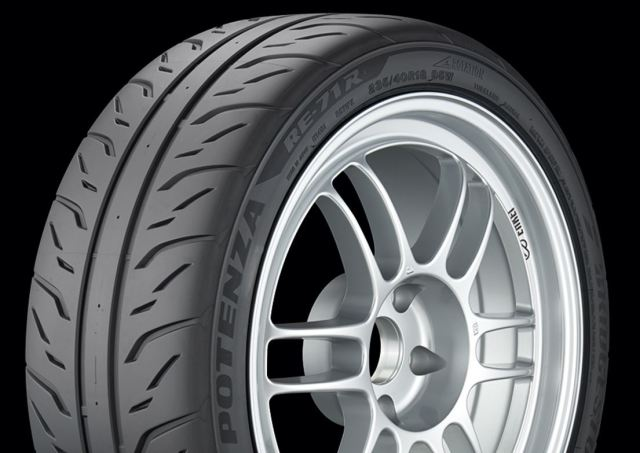 Bridgestone Potenza Tirerack